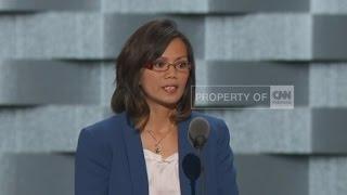 Pidato Ima Matul, Asal Indonesia di Konvensi Demokrat Pilpres AS