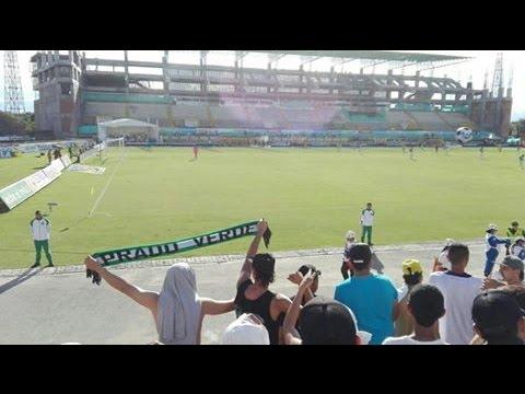 Atlético Naciona vs Huila