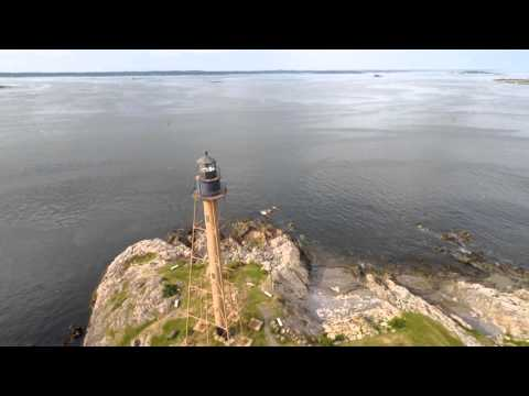 Chandler Hovey Park and Lighthouse Marblehead MA