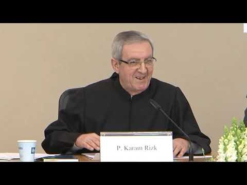 The Communities of the State of Lebanon (1920-2020) – Rev Fr Karam Rizk