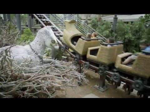 Flight of the Hippogriff at The Wizarding World of Harry Potter