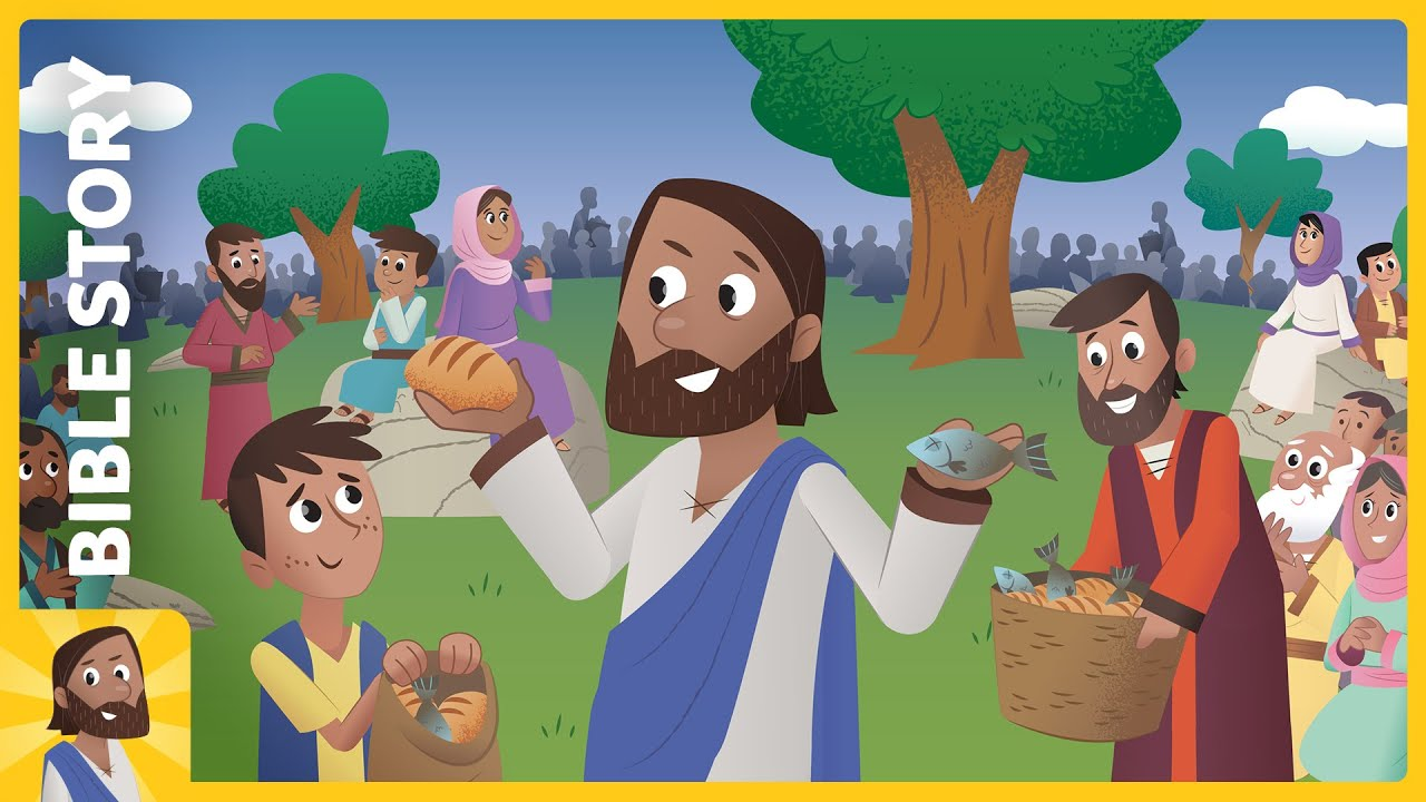 Bible App for Kids - The Big Picnic - YouTube