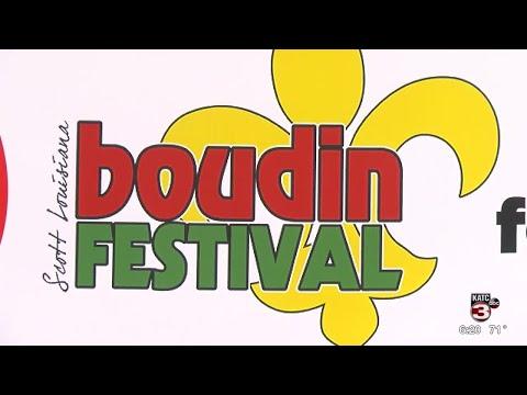 Boudin Festival meals