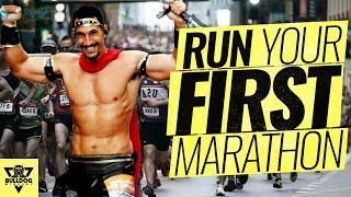 How To Run Your FIRST MARATHON (Even If You HATE RUNNING)