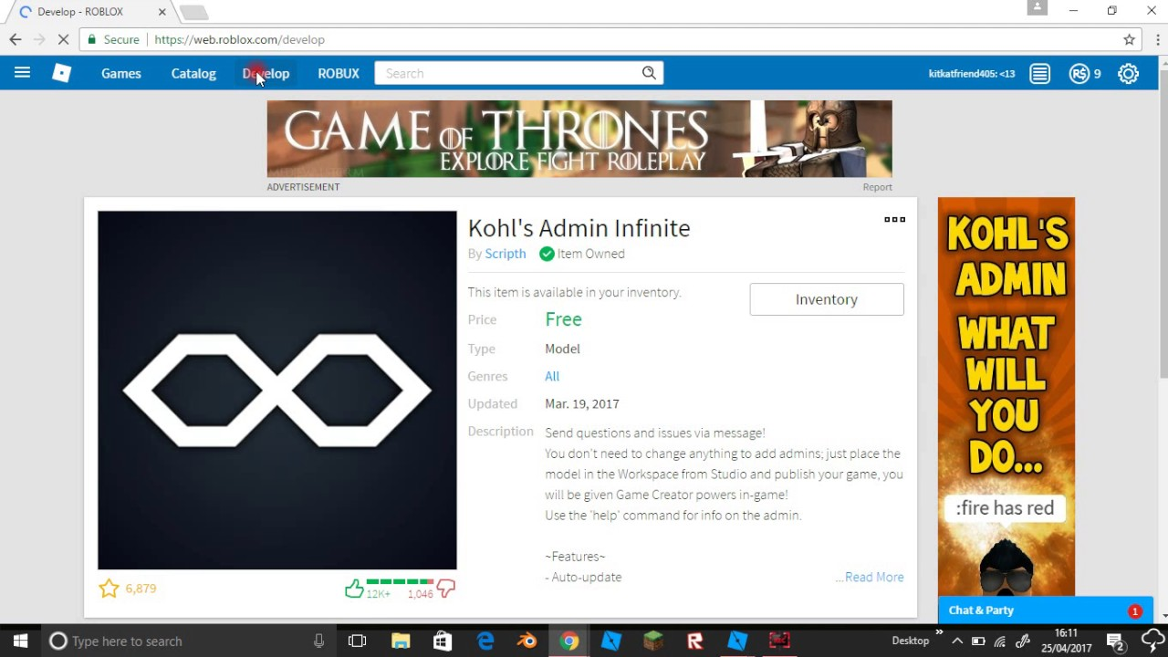 HD Admin - Adding to your game - Bulletin Board - …