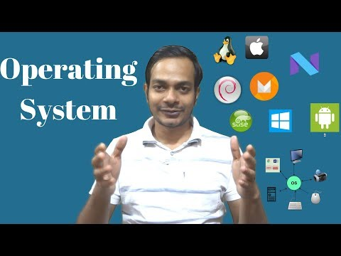OS kya hai? What is Operating System? In 9 mins | HINDI