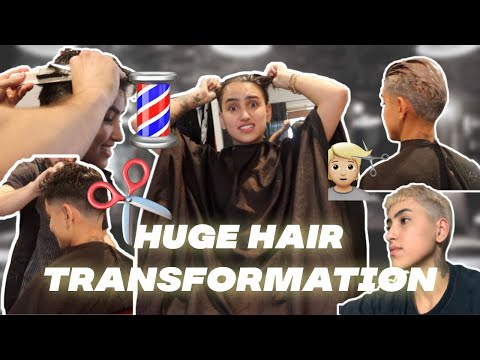SHAVING OFF ALL OF MY HAIR