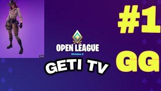 Fortnite Tournament - Fitore nga noobi (52 points) //Geti TV//
