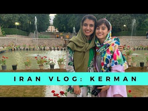 Iran Vlog Pt. 1: Kerman