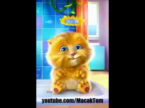 Mala maca se kupa - Crtani film za decu