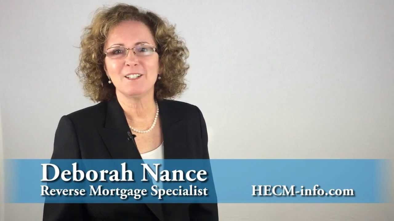 Reverse Mortgage Solutions - What problems can a reverse mortgage solve?
