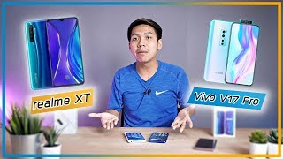 realme XT vs Vivo V17 pro ท้าชนตัวโหดทั้งคู่