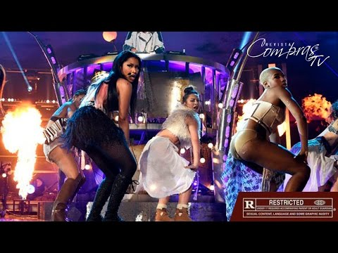 Nicki Minaj - twerking Billboard Music Awards 2015