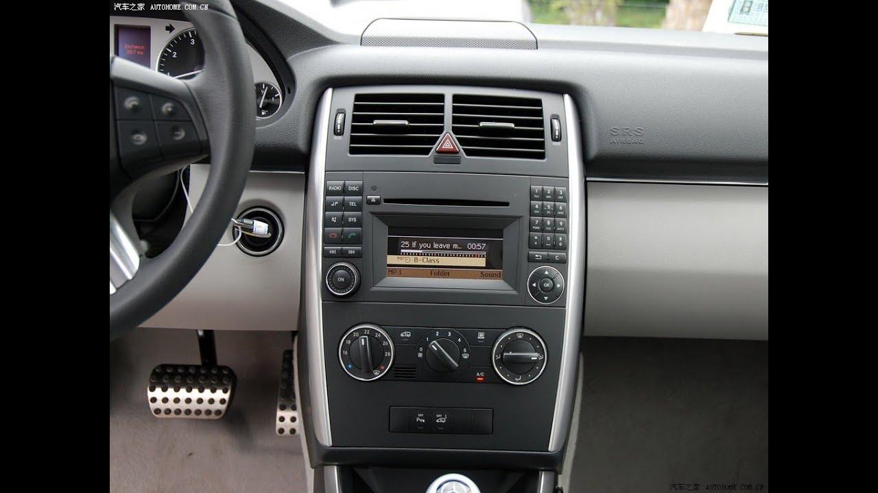 8822 DX 3M LBX FOR MERCEDESBENZ W169 W245 W906 Vito Car