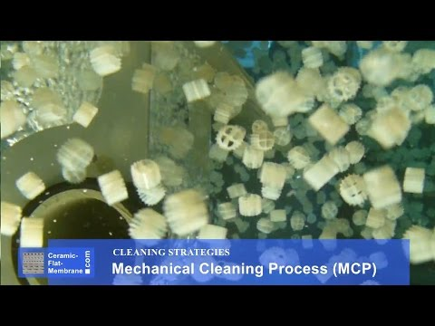 Mechanical Cleaning Process (MCP)