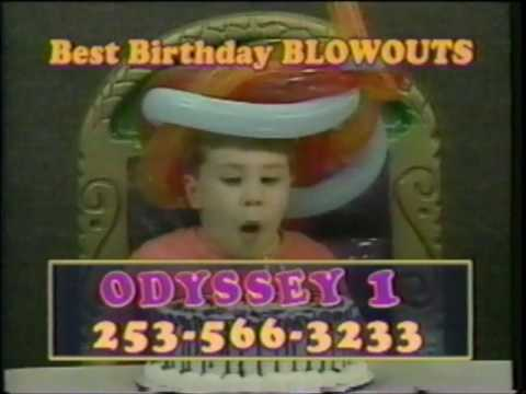 odyssey 1 tacoma washington family fun center commercial 1999 youtube odyssey 1 tacoma washington family