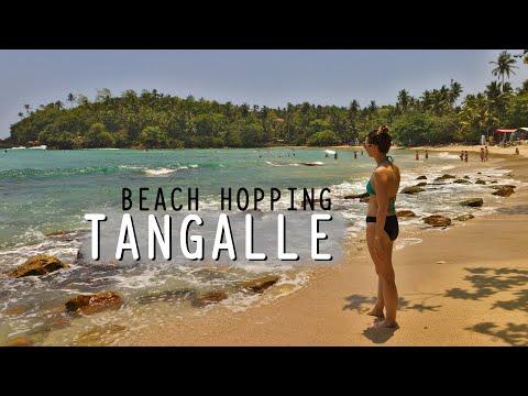 TANGALLE: BEACHES, TURTLES & BLOWHOLE (full day scooter rental) | Sri Lanka Travel