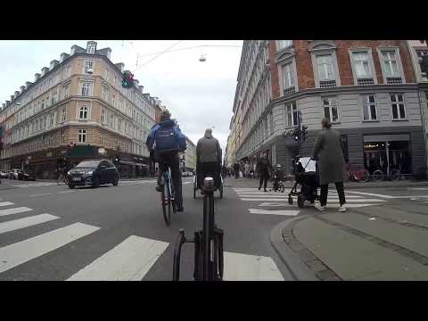Copenhagen Cycling: Istedgade to the Black Square