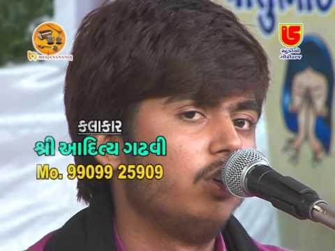 Aditya Gadhvi Shaktidan Gadhvi Bhajan Dayro Bhachao Kutch Bhajandham Live Programme