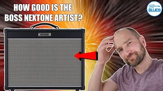 BOSS Nextone Review & My Tone Setup Guide Nextone Editor