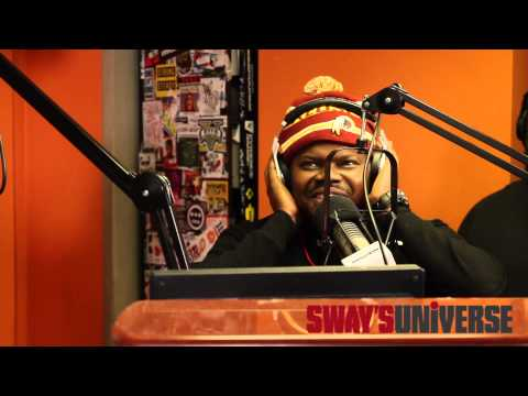 DMV's Muggsy Malone Spits A Hot Freestyle on Sway in the Morning | Sway's Universe