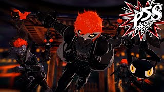 Persona 5 Strikers - Boss: Shadow Joker