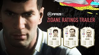 FIFA 20 | Zinedine Zidane FUT ICONS Stories Reveal