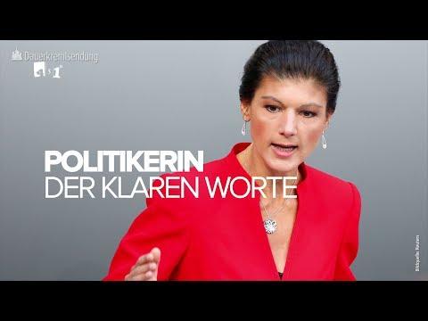 Wer ist Sahra Wagenknecht ? thumbnail