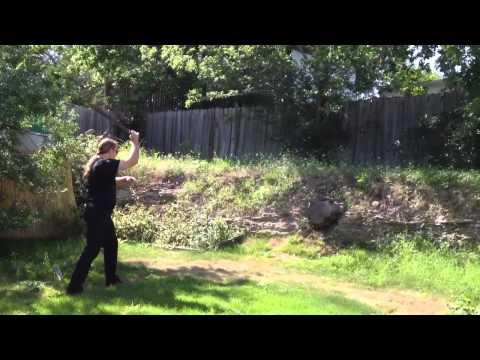 John Maverick Throwing Machete