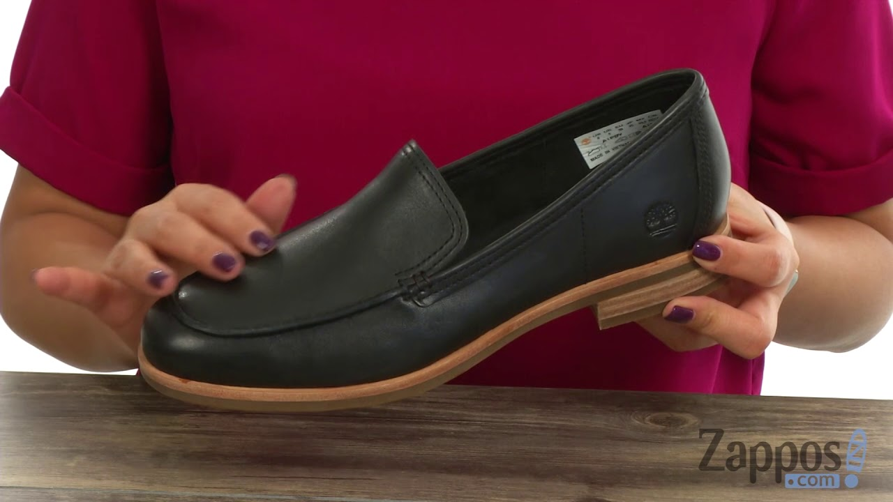 7a144ea0805 Timberland Somers Falls Loafer SKU  8980262 - YouTube