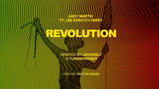 Andy Martin ft. Lee Scratch Perry - Revolution
