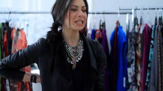 Stacy London / The Truth About Style - Book Trailer Thumbnail