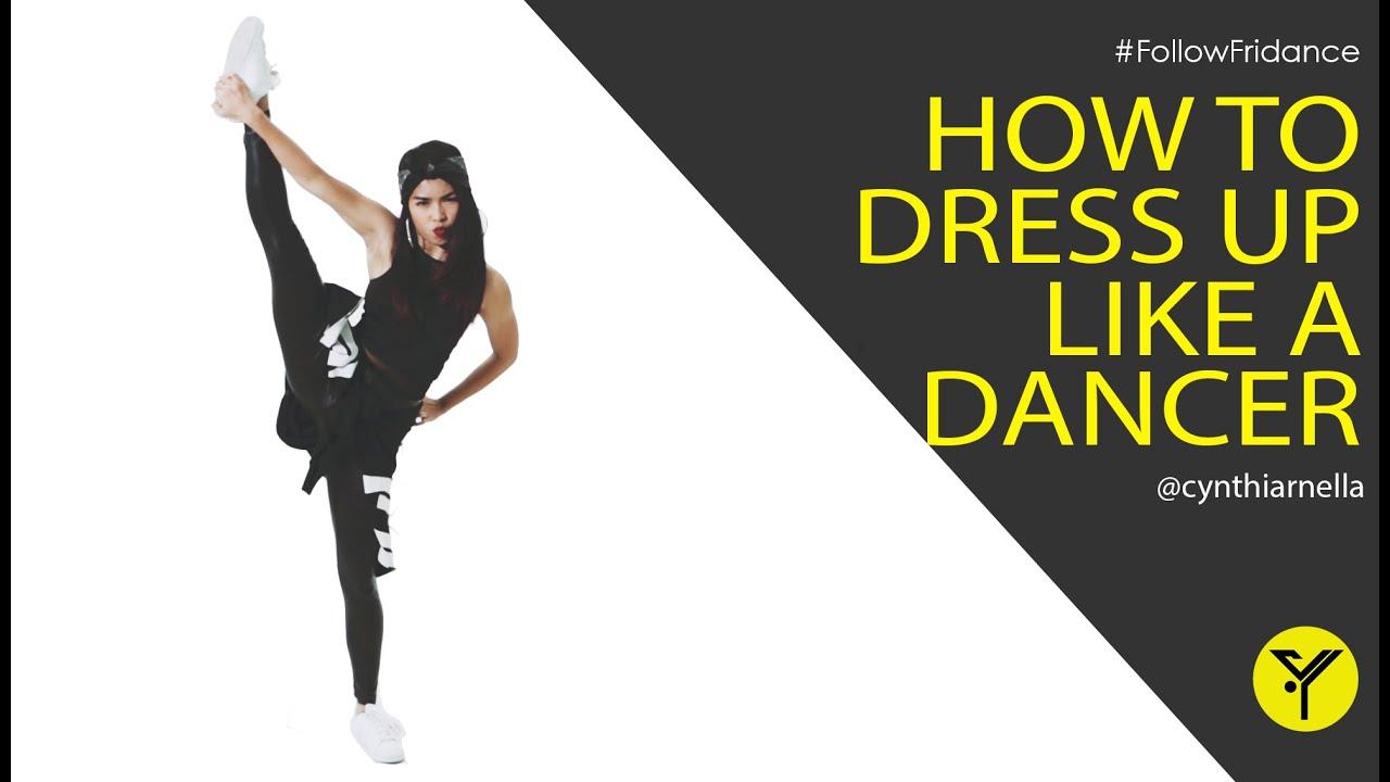 How to Dress Like a Dancer