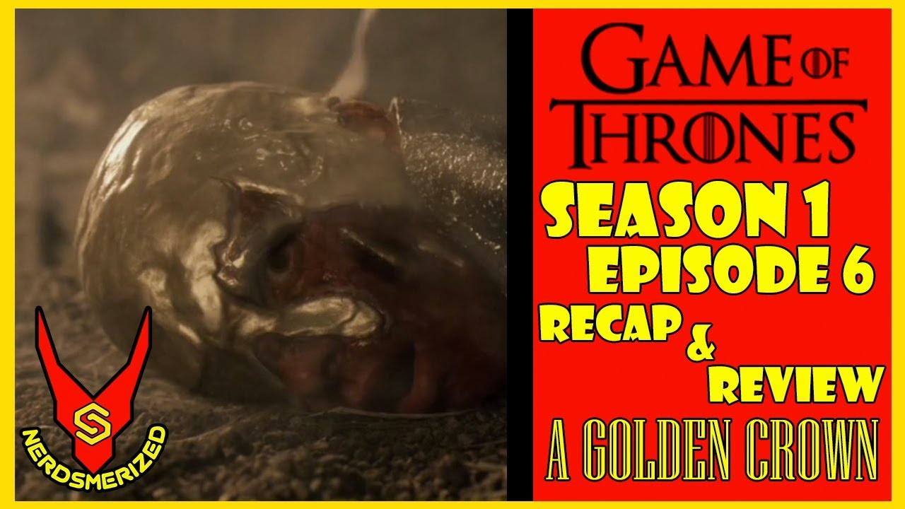 "Download Game Of Thrones Season 1 Episode 6 ""A Golden Crown"" Recap & Review"