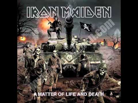 #14 A Matter Of Life & Death (2006) - Iron Maiden (Full Album)