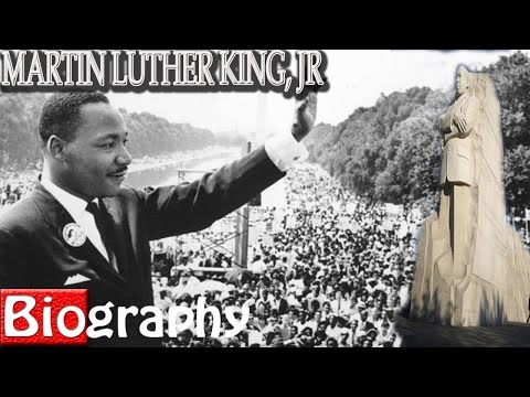 Biography Martin Luther King, Jr - Civil Rights Activists - Who Won The Nobel Peace Prize