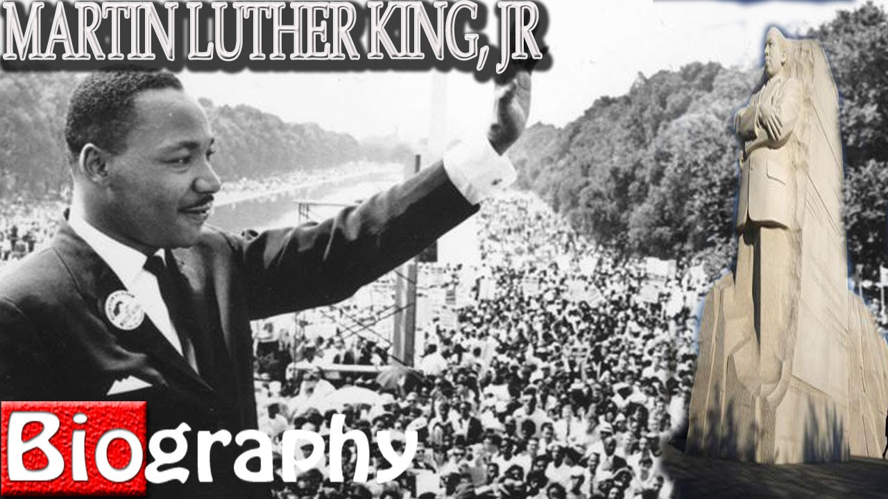 Biography Martin Luther King Jr Civil Rights Activists Who Won