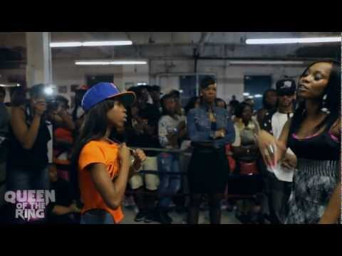 BABS BUNNY & VAGUE presents QUEEN OF THE RING 40 B.A.R.R.S vs TORI DOE