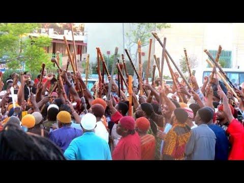 Shavuot Festival: Black Hebrew Israelite Community