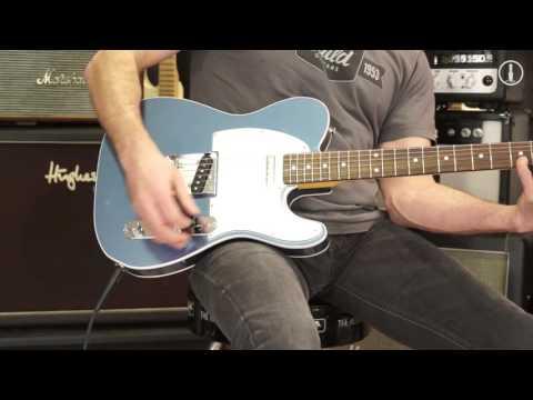 FENDER Telecaster '62 Custom Bound Japan - guitare électrique