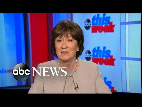 Sen. Susan Collins: