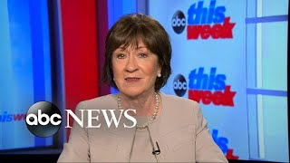 Sen. Susan Collins: 'Very serious concerns' with the Senate health care bill thumbnail