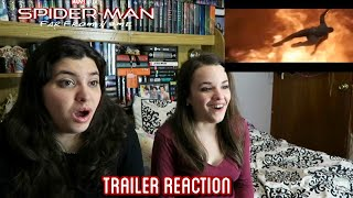 SPIDER-MAN: FAR FROM HOME OFFICIAL TRAILER REACTION
