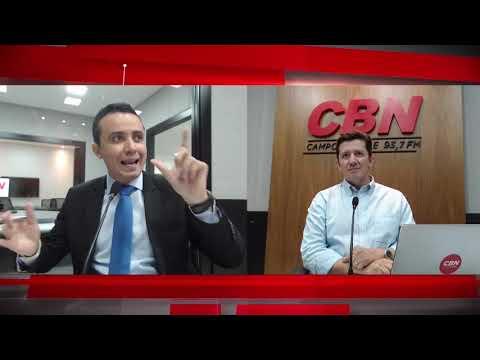 Entrevista CBN Campo Grande: João Paulo Lacerda,  presidente IDAMS