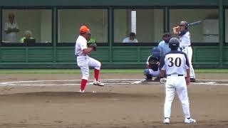 ねんりんピック秋田2017 軟式野球(11日、群馬県 vs 富山県)
