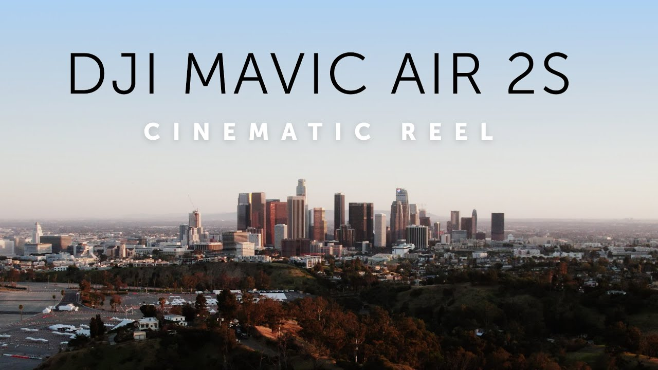 DJI Mavic Air 2S 4K Cinematic Footage & Drone Giveaway!