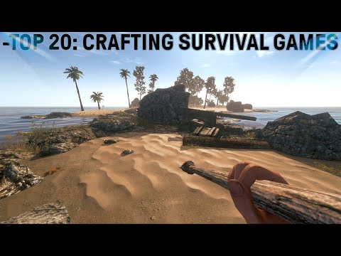 Top 20 Open World Survival Games PC