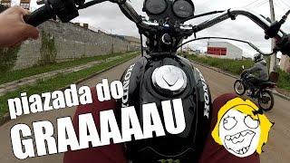 DIGÃO NO GRAU?!!! AH MIZERAVI