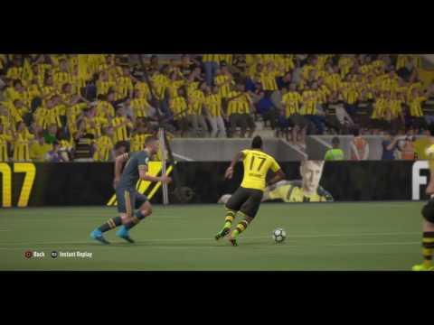 Bwm media - Fifa 17 - Dortmund Aubameyang Bar and In