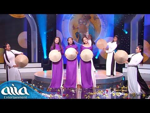 Mẹ Là Bóng Mát | Ca sĩ: Thuỳ Dương, Ngọc Anh Vi, Diễm Ngân | Nhạc sĩ: Phanxico | Trung Tâm Asia